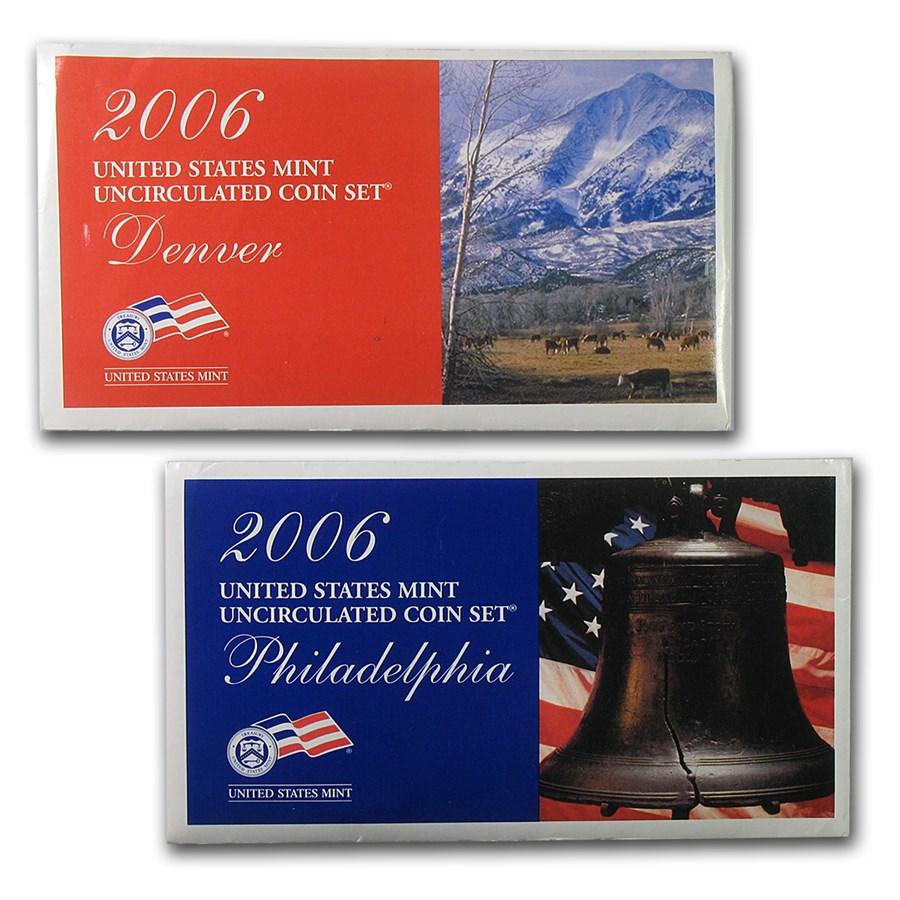 2006 U.S. Mint Set