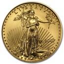 2007 1/2 oz American Gold Eagle BU
