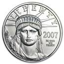 2007 1/4 oz American Platinum Eagle BU