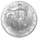 2007 1 oz American Silver Eagle BU