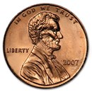 2007 Lincoln Cent BU (Red)