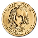 2007-P James Madison Presidential Dollar BU