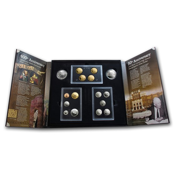 2007 U.S. Mint American Legacy Collection