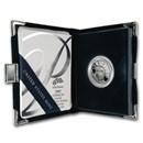 2007-W 1/2 oz Proof Platinum American Eagle (w/Box & COA)