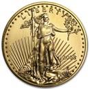 2008 1/4 oz American Gold Eagle BU