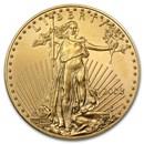 2008 1 oz Gold American Eagle BU