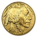 2008 1 oz Gold Buffalo BU