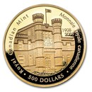 2008 Canada 5 oz Gold 100th Anniversary of the RCM