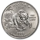 2008-D Alaska State Quarter BU