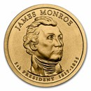 2008-D James Monroe 25-Coin Presidential Dollar Roll