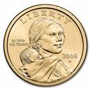 2008-D Sacagawea Dollar BU