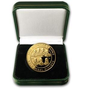 2008 Jamaica Proof Gold 250 Dollars Olympics