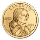 2008-P Sacagawea Dollar BU