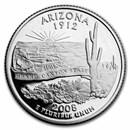 2008-S Arizona State Quarter Gem Proof (Silver)