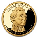 2008-S James Monroe Presidential Dollar Proof