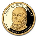 2008-S John Quincy Adams Presidential Dollar Proof