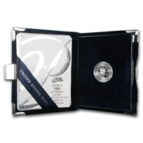 2008-W 1/10 oz Proof American Platinum Eagle (w/Box & COA)