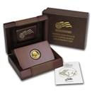 2008-W 1/10 oz Proof Gold Buffalo (w/Box & COA)