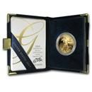 2008-W 1 oz Proof Gold American Eagle (w/Box & COA)
