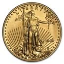 2009 1/10 oz American Gold Eagle BU