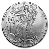 2009 1 oz American Silver Eagle BU