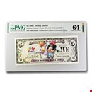 2009 $5.00 Disney Dollar Celebrate Daisy/Minnie CH CU-64 EPQ PMG