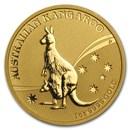 2009 Australia 1 oz Gold Kangaroo BU