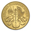 2009 Austria 20 oz Gold Philharmonic 20th Anniv BU (Coin only)