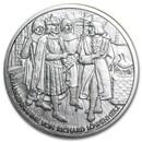 2009 Austria Silver €10 Richard the Lionheart Dürnstein BU