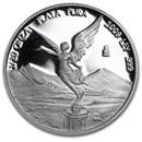 2009 Mexico 1/20 oz Silver Libertad Proof (In Capsule)
