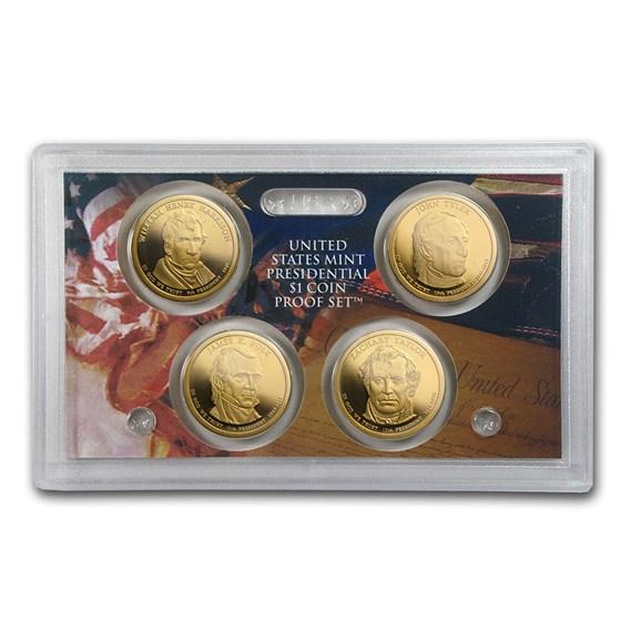 2009 Presidential Dollar Proof Set (No Box/COA)