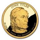 2009-S John Tyler Presidential Dollar Proof