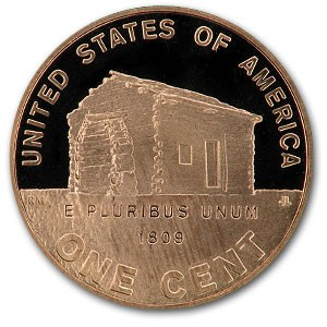 2009-S Lincoln Cent Birthplace Proof