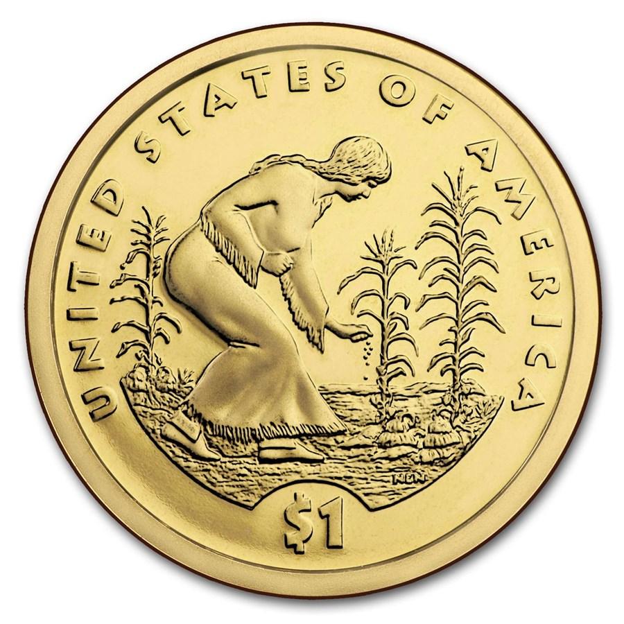 2009-S Native Amer $1 - Three Sisters Gem Proof