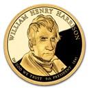 2009-S William Harrison Presidential Dollar Proof