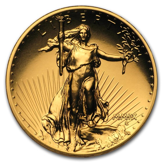 2009 Ultra High Relief Double Eagle (Capsule Only)