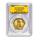 2009 Ultra High Relief Double Eagle MS-70 PL PCGS (Gold Foil)