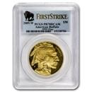 2009-W 1 oz Proof Gold Buffalo PR-70 PCGS (FirstStrike®)