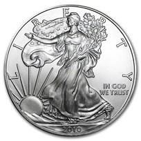 2010 1 oz American Silver Eagle BU