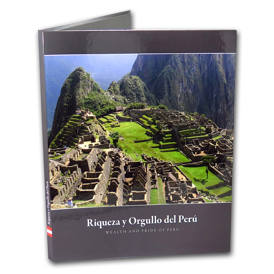 2010-2016 Peru 26x 1 Nuevo Sol Wealth and Pride of Peru Set