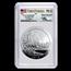 2010 5 oz Silver ATB Yosemite MS-69 DMPL PCGS (FS, John Mercanti)
