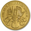2010 Austria 1/2 oz Gold Philharmonic BU