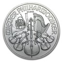 2010 Austria 1 oz Silver Philharmonic BU