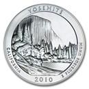 2010-D ATB Quarter Yosemite National Park BU