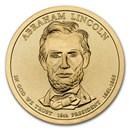 2010-P Abraham Lincoln Presidential Dollar BU