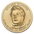 2010-P Millard Fillmore Presidential Dollar BU