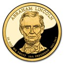 2010-S Abraham Lincoln Presidential Dollar Proof