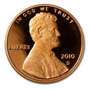 2010-S Lincoln Cent Proof (Red)