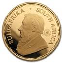 2010 South Africa 1 oz Proof Gold Krugerrand