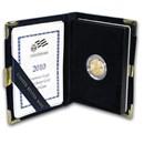 2010-W 1/10 oz Proof American Gold Eagle (w/Box & COA)